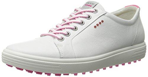 EccoECCO WOMENS Golf CASUAL HYBRID-Scarpe Da Golf Donna, Donna, bianco
