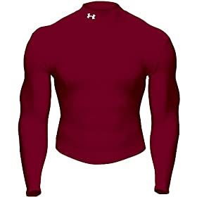 Under Armour® ColdGear® Mock Turtleneck