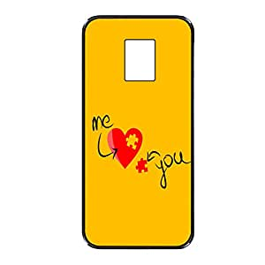 Vibhar printed case back cover for Samsung Galaxy Note 3 Neo MUHeart
