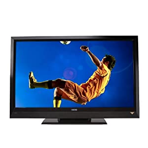 VIZIO E550VL 55-inch Full HD 1080p 120Hz LCD HDTV (2010 Model)