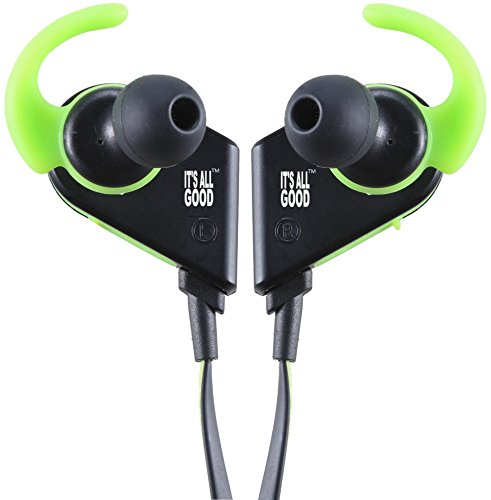 STEREO WIRELESS BLUETOOTH HEADSET-In-Ear Headphones-Loud ...