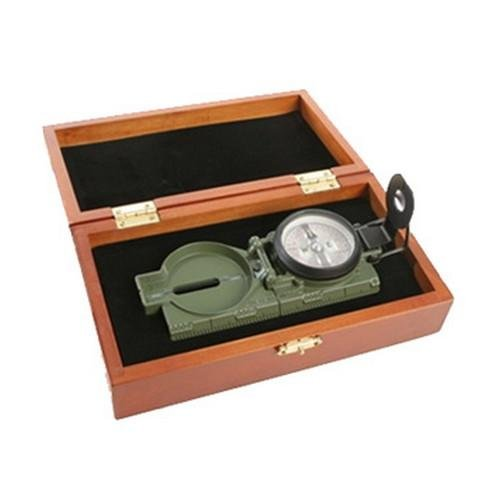 Cammenga Phosphorescent Lensatic Compass Giftbox