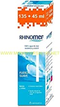Comprar SOLUCION LIMPIEZA NASAL RHINOMER F-1 NEBULIZADOR