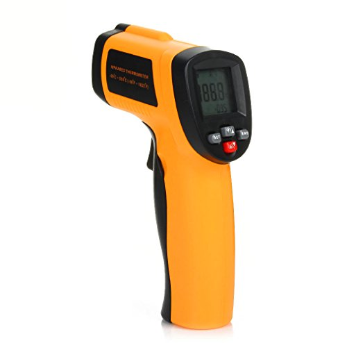 Infrared Thermometer 212F body tempertrure tester 1F ac