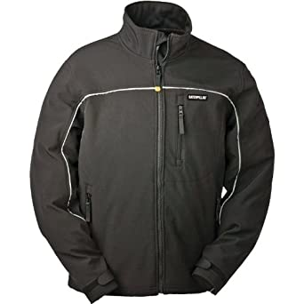 CAT C440 SOFT SHELL JACKET Black Size Large