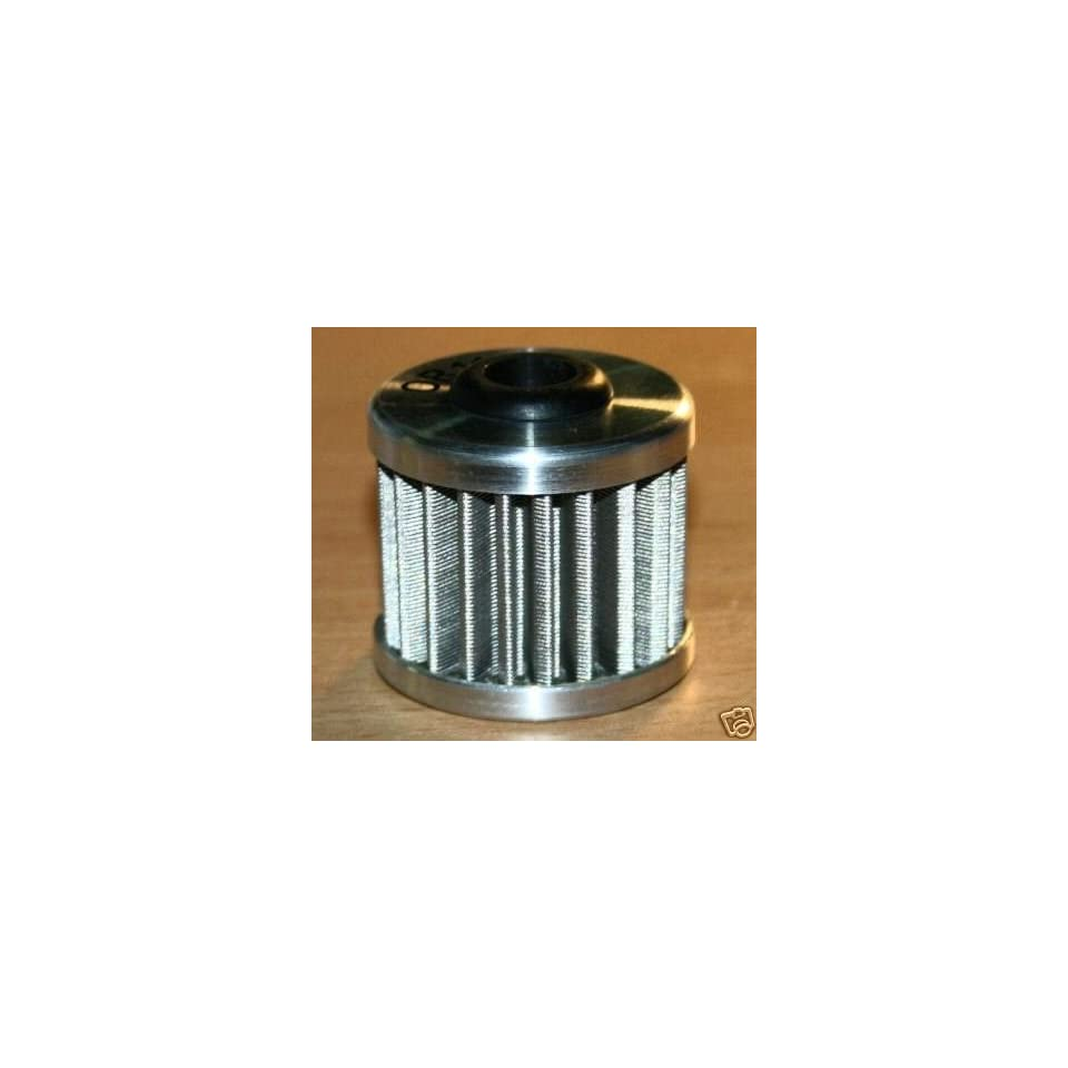 REUSABLE STAINLESS STEEL OIL FILTER HONDA TRX450R TRX450ER CRF150R CRF250R CRF250X CRF450R CRF450X ALL YEARS