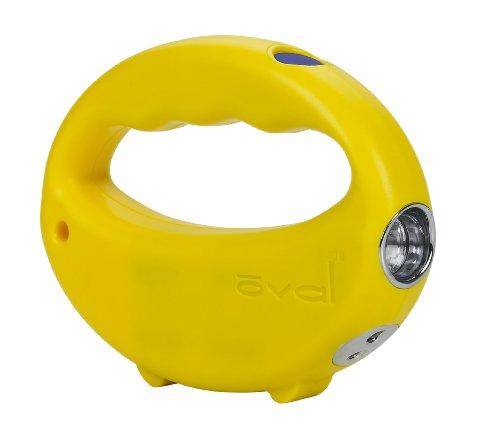 Alert Stamping Ov-2 Ultra Oval Led Walk Light