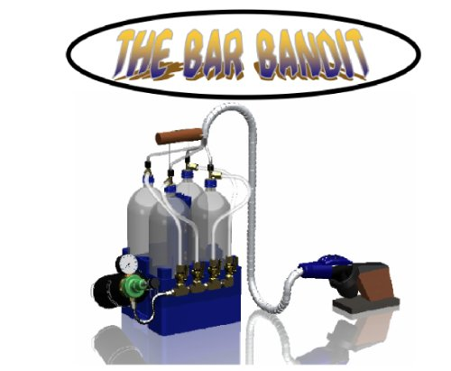 Build Your Own Bar Bandit: (A step-by-step guide) (Build A Bar compare prices)