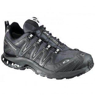 SALOMON XA Pro 3D Ultra 2 GTX Ladies Trail Running Shoes, Black, UK8