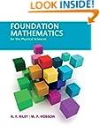 Foundation Mathematics for the Physic...