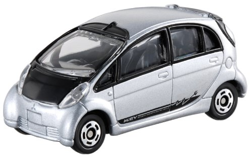 Tomica No.117 Mitsubishi i-MiEV (blister) (japan import) - 1