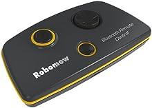 Robomow MRK7100A - Mando a distancia (Bluetooth, Negro, Pulsadores)