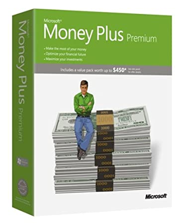 Microsoft Money Plus Premium