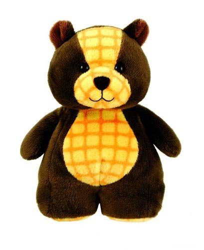 Amazing World Waffle the Bear Interactive Plush Toy - 5.5""
