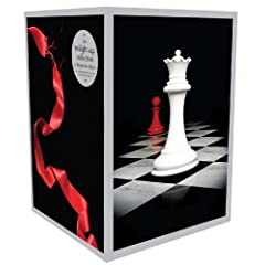 The Twilight Saga Collection Box Set: Twilight / New Moon / Eclipse / Breaking Dawn