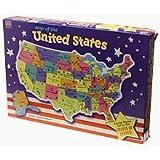 UPC 032244048067 - U.S. Map Puzzle by Milton Bradley ...