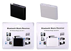Quace Bluetooth A2DP Music Audio Receiver Adapter for Bose Sounddock and 30-Pin iPod iPhone Dock Speaker