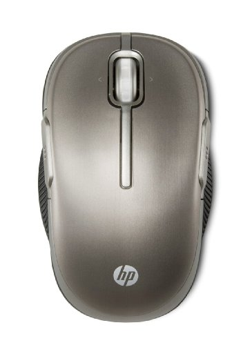 Hp Wi-Fi Mobile Mouse - Steel Gray