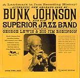 echange, troc Johnson & Superior Jazz Ban - Bunk Johnson & His Superior