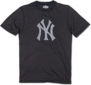 New York Yankees Vintage NY Logo T-Shirt by Red Jacket by Red Jacket