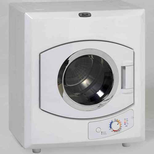 D110 Compact white Electric Dryer