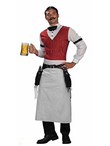 Mygems Wild West Men's Bartender Costume ()