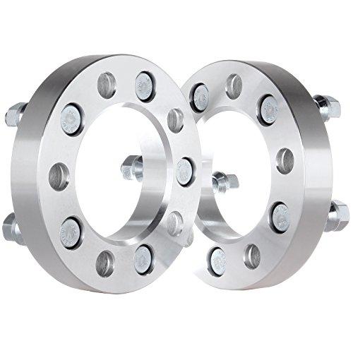 Scitoo 2pcs 1 5 5x4 5 wheel spacers adapters 5 lug bolt for Honda crv lug pattern