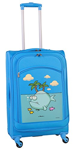 ed-heck-big-fish-spinner-luggage-28-inch-sky-blue-one-size