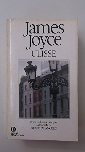 "Places of ""Ulysses (1922)"" by James Joyce"