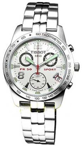 Tissot 天梭男表 T34158832 PR 50