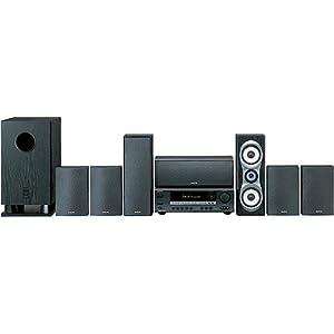 ONKYO Home Theater System 7.1 ( Black ) HTS780B