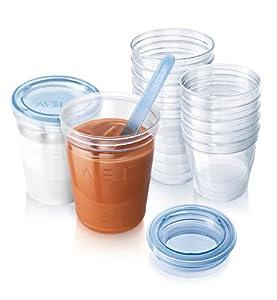 Philips AVENT SCF720/10 VIA Baby Food Storage Set