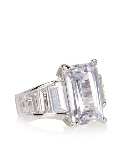 CZ by Kenneth Jay Lane Angelina Engagement Ring