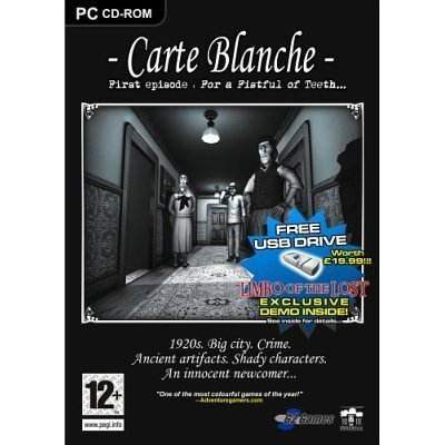 Carte Blanche: First Episode - For A Fistful Of Teeth front-714879