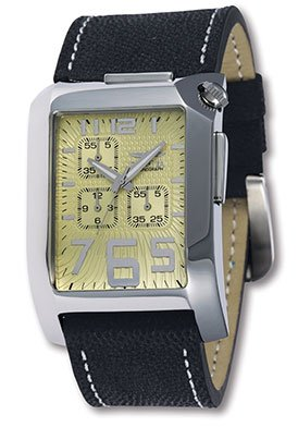 Invicta Men's 2421 Vintage Collection Time Square Chrono Watch