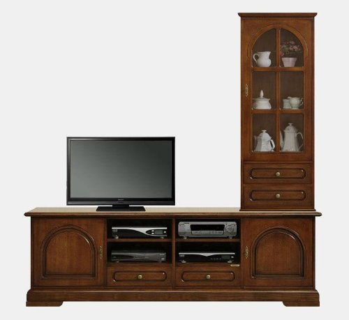 meuble tv vitrine pas cher. Black Bedroom Furniture Sets. Home Design Ideas