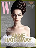 W Magazine, October 2008; Anne Hathaway (Forget her tabloid demons, Chic is the best revenge, Helmut Lang)