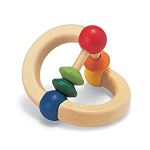 Pintoy Baby Twist Rattle by John Crane