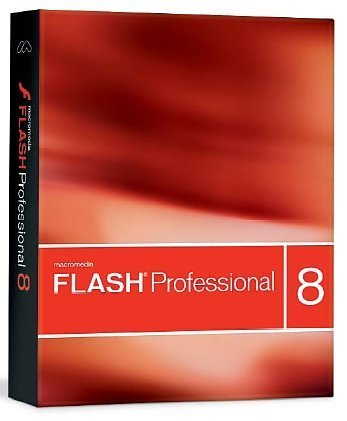 Macromedia Flash Pro 8 (Win/Mac) [OLD VERSION]