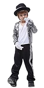 Halloween Costumes Prince Performance Clothing Michael Jackson Boys Children