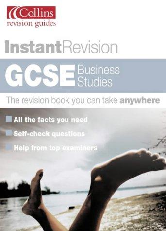 GCSE Business Studies (Instant Revision) PDF