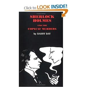 Sherlock Holmes and the Copycat Murders - Andrzej Klimowski ,Lynne Carey,Barry Day