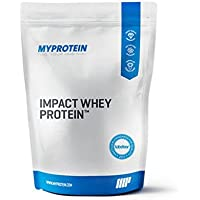 Myprotein Impact Whey Protein, Unflavored (5.5lb)