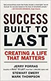 img - for Success Built to Last Publisher: Plume book / textbook / text book