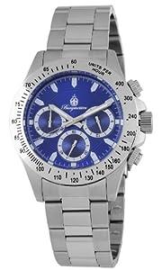 Burgmeister Men's BM212-132 Houston Chronograph Watch