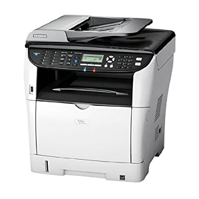 Ricoh SP 3510SF-BW Monochrome Multi Function Laser Printer