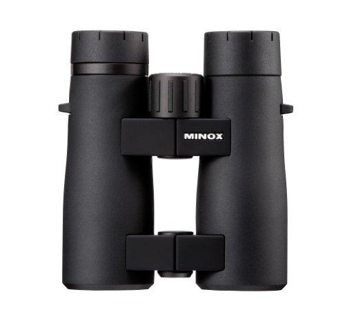 Minox Comfort Bridge 62196 Bl 10X44 Br Full Size Waterproof Binocular (Black)