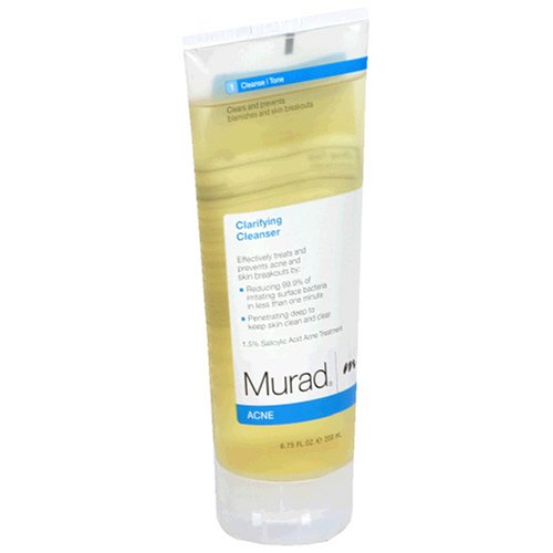 Murad Acne Clarifying Cleanser, Step 1 Cleanse/Tone,