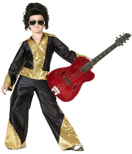 The Entertainer Kids Rock Star Costume - Child Small
