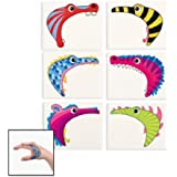 Fun Express Monster Hand Tattoos (2 Dozen)